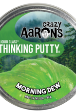 "Crazy Aaron's Puttyworld Crazy Aaron's Putty - Morning Dew 4"" Tin"