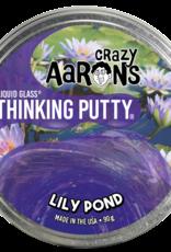 "Crazy Aaron's Puttyworld Crazy Aaron's Putty - Lily Pond 4"" Tin"