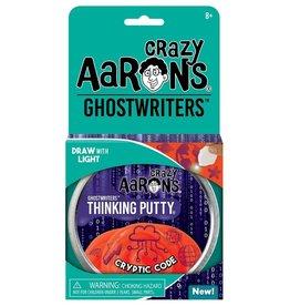 "Crazy Aaron's Puttyworld Crazy Aaron's Putty - Cryptic Code 4"" Tin"