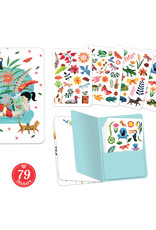 Lovely Paper Sarah Notebook with Stickers