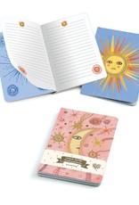 Lovely Paper Love Aurélia Little Notebooks (Set of 2)