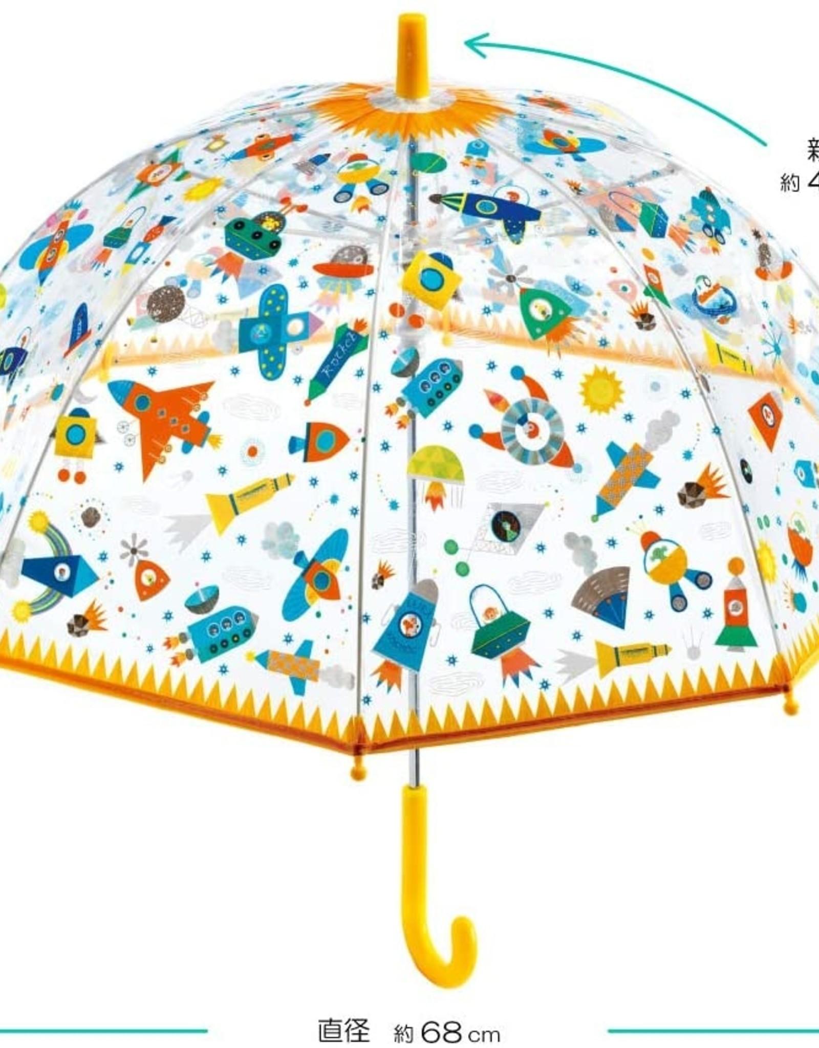 Djeco Djeco - Space Children's Umbrella