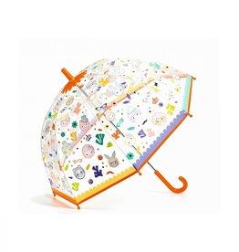 Djeco Djeco - Faces Adult Umbrella
