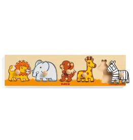 Djeco Wooden Puzzle - Sava'n'co