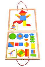 Djeco Geoform Magnetic Activity Toy