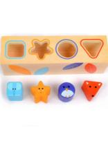 Djeco BoitaBasic Wooden Puzzle