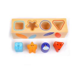 Djeco BoitaBasic - Wooden Puzzle