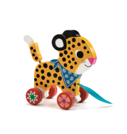 Djeco Greta - Wooden Pull Toy