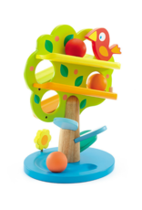 Djeco Tac Boum Pom Tree - Wooden Track Activity