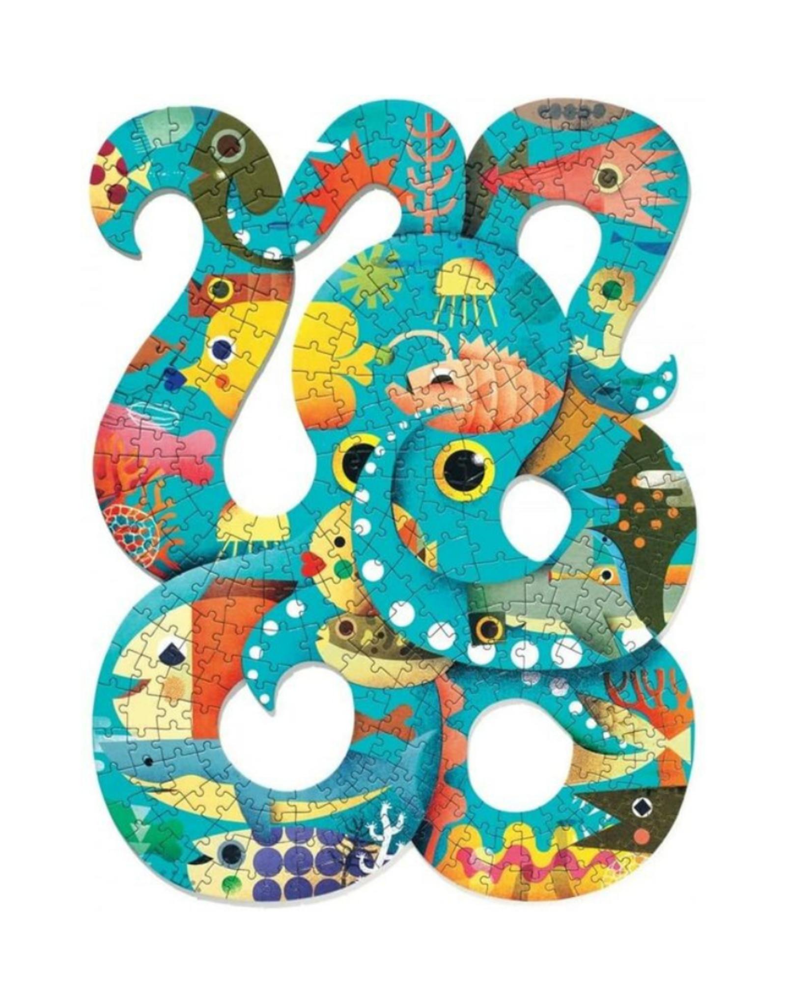 Djeco Puzz'art - Octopus