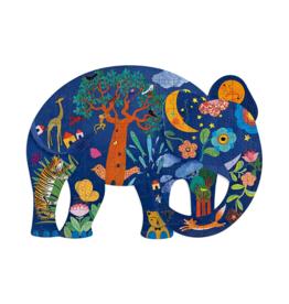 Djeco Puzz'art Elephant - 150pc Puzzle