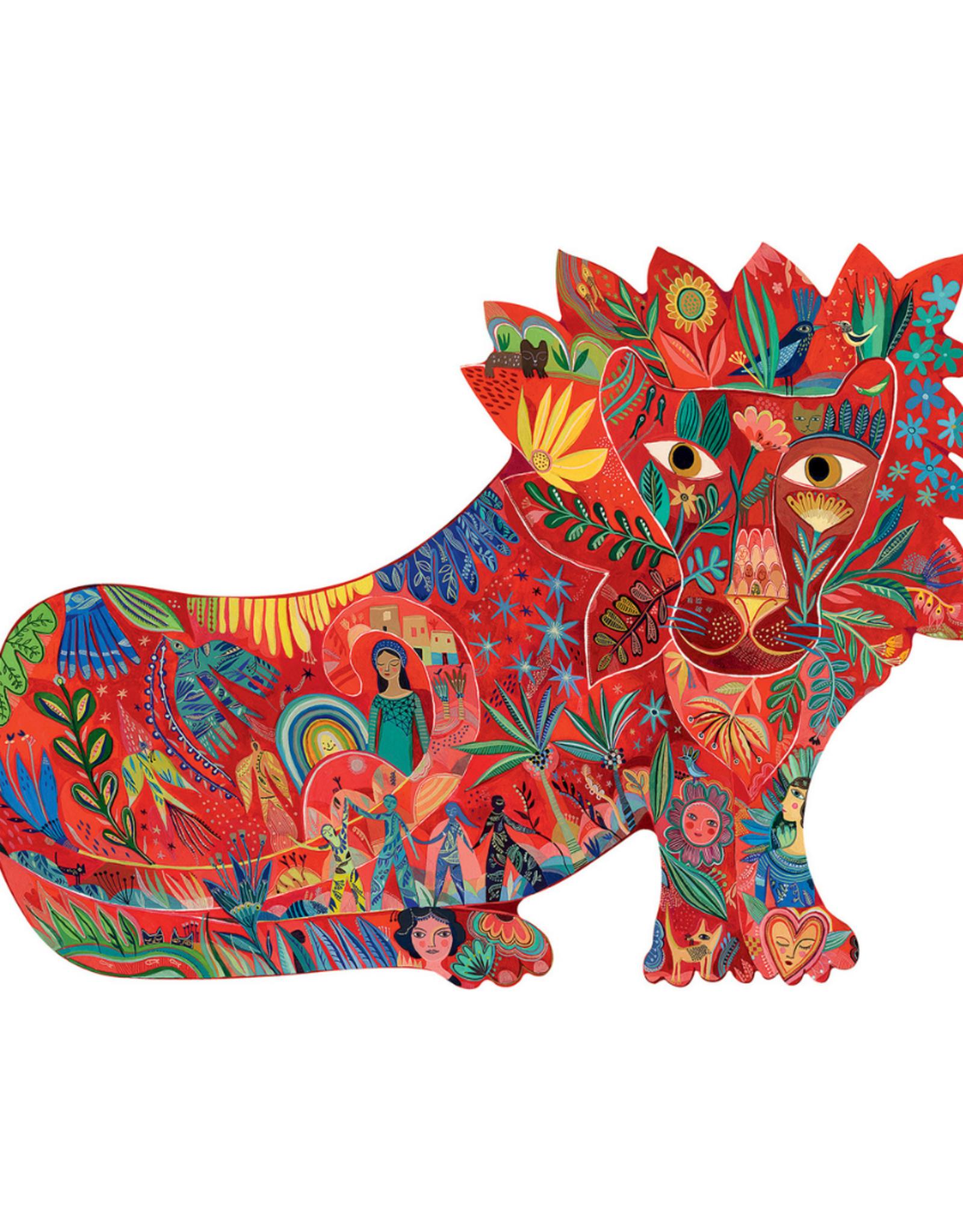 Djeco Puzz'art Lion - 150pcs