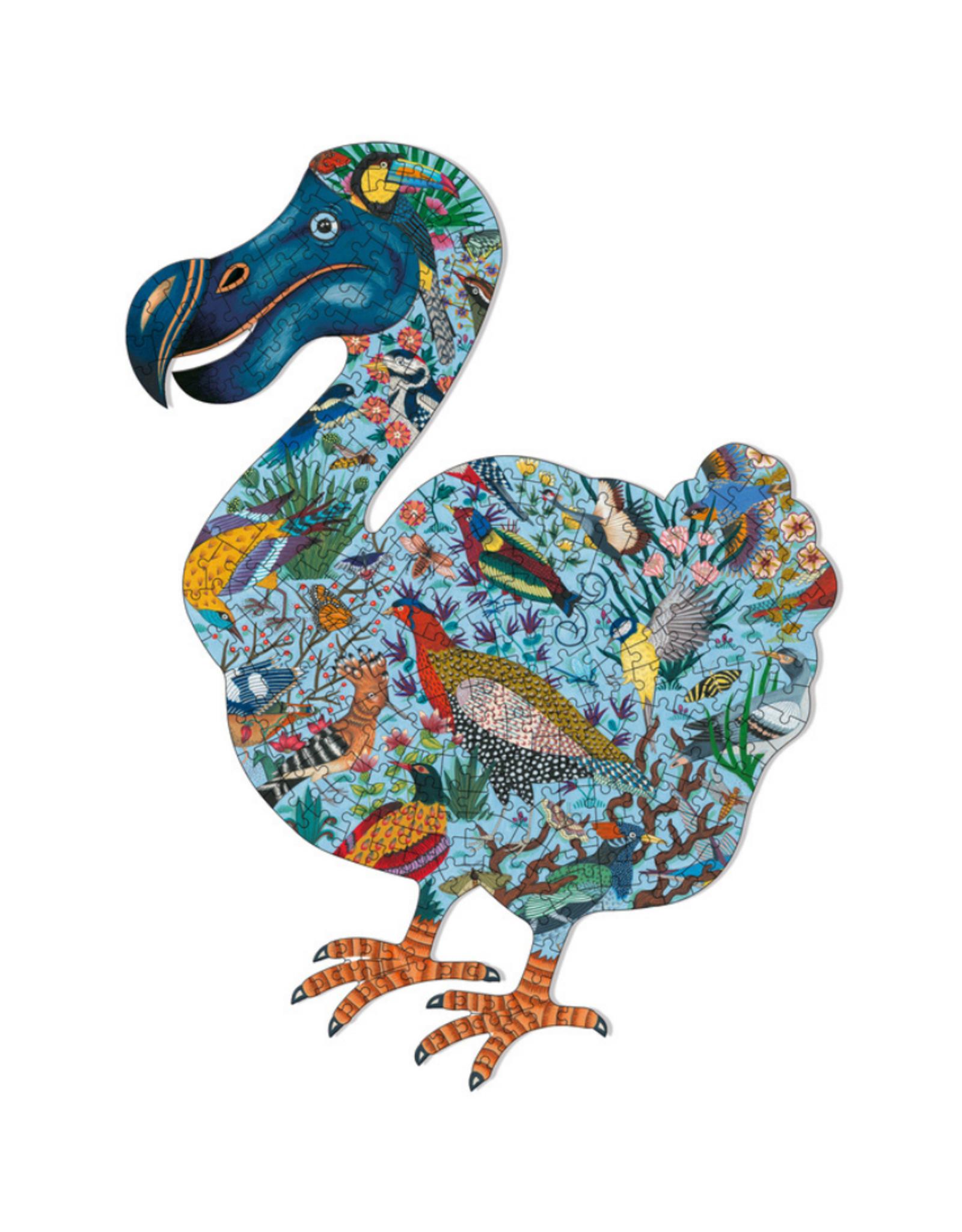 Djeco Puzz'Art Dodo Shaped Jigsaw Puzzle 350pc