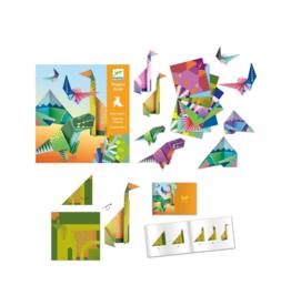 Djeco Djeco Origami - Dinosaurs