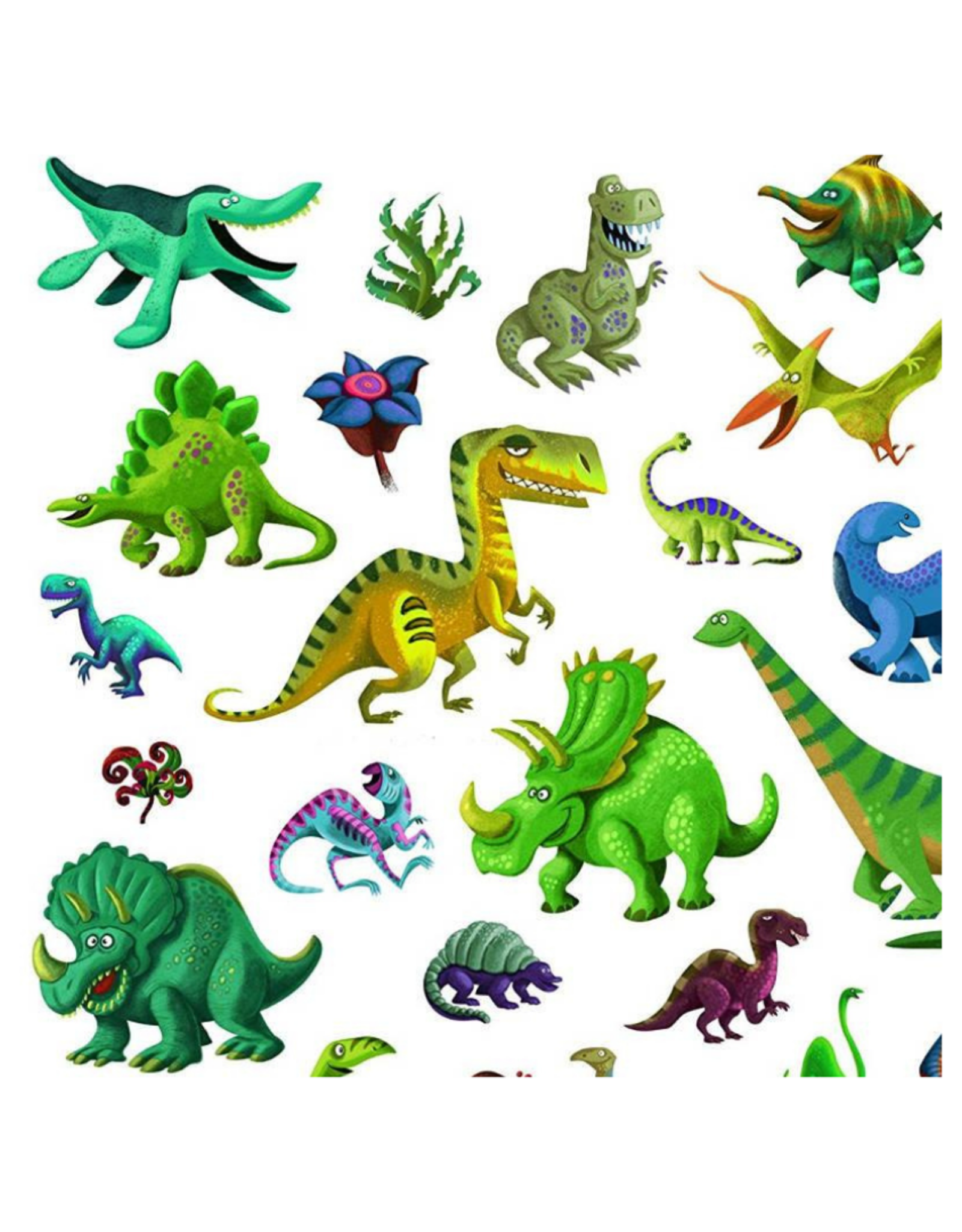 Djeco Djeco 160 Stickers - Dinosaurs
