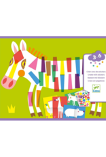 Djeco Djeco Stickers - Large Animal Kit