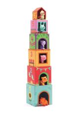 Djeco Topanifarm Blocks