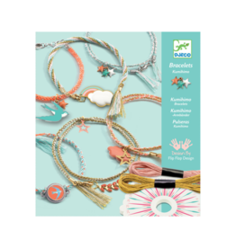 Djeco Celeste Beads - Jewelry Craft Kit