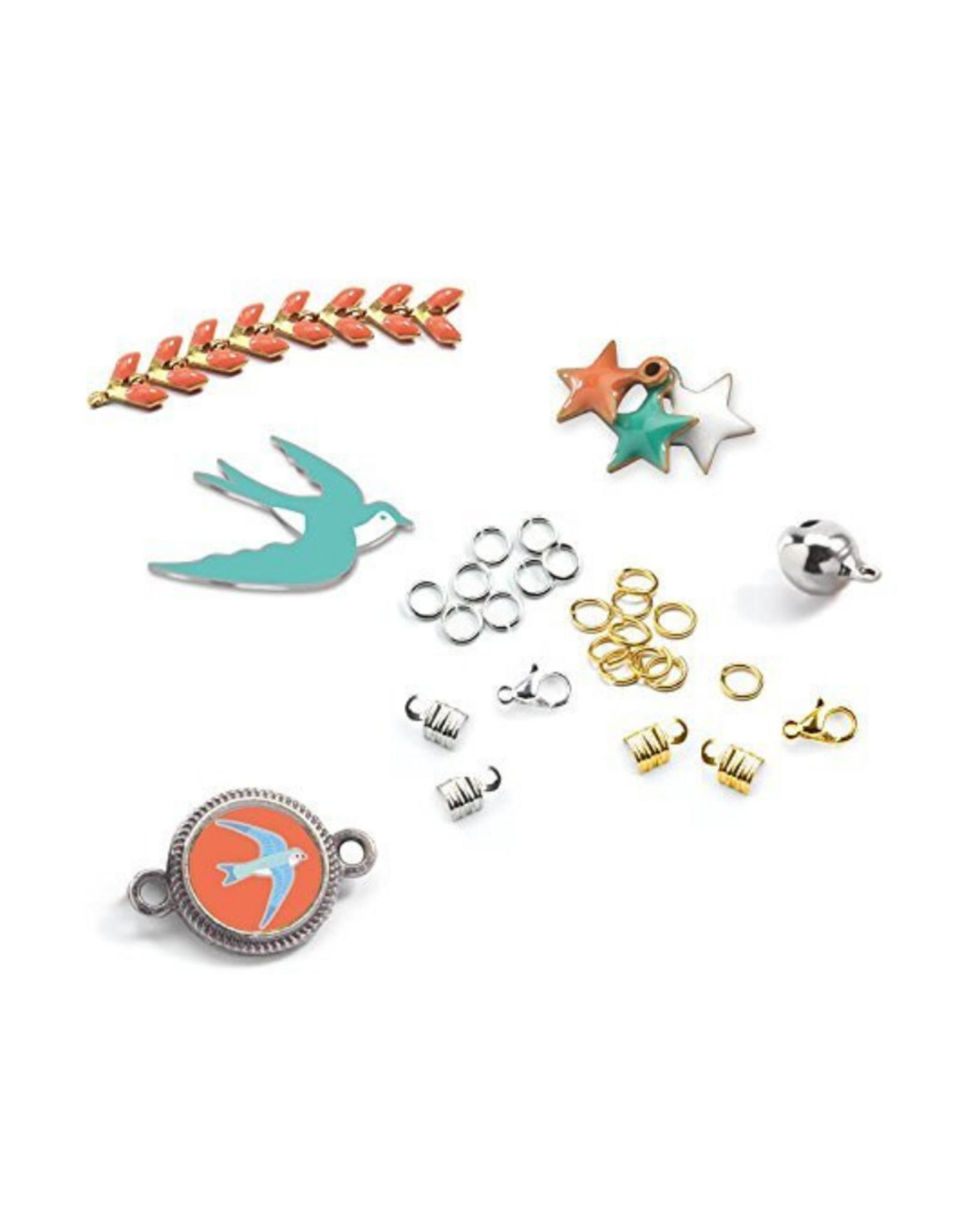 Djeco Celeste Beads - Jewelry Craft Kit