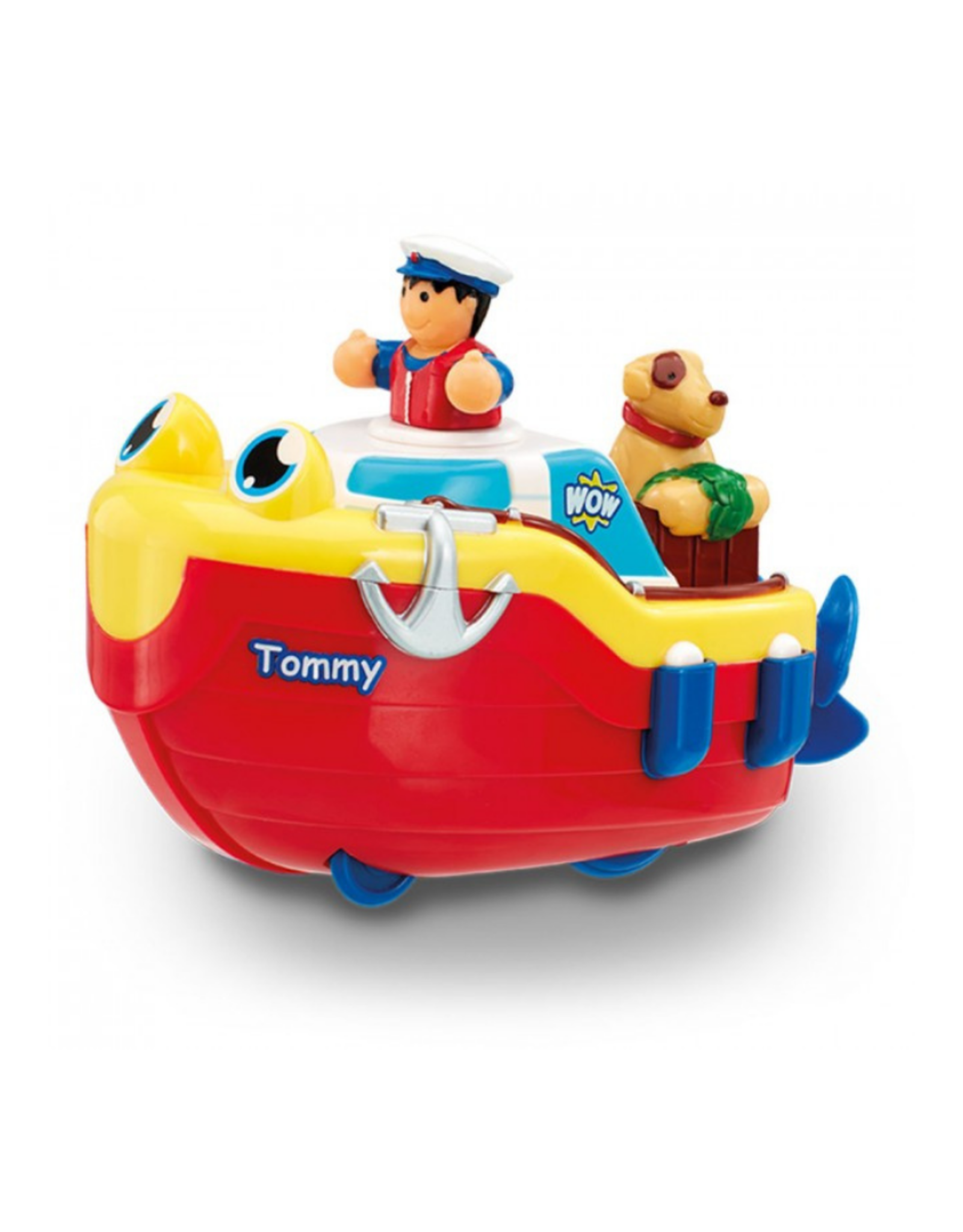 WOW Toys WOW Toys - Tommy Tug Boat