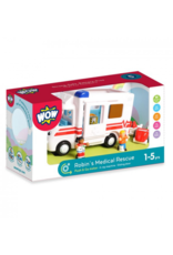 WOW Toys WOW Toys - Robin's Medical Rescue
