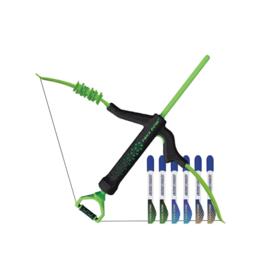 Marky Sparky Faux Bow 4.0 - Lizardite