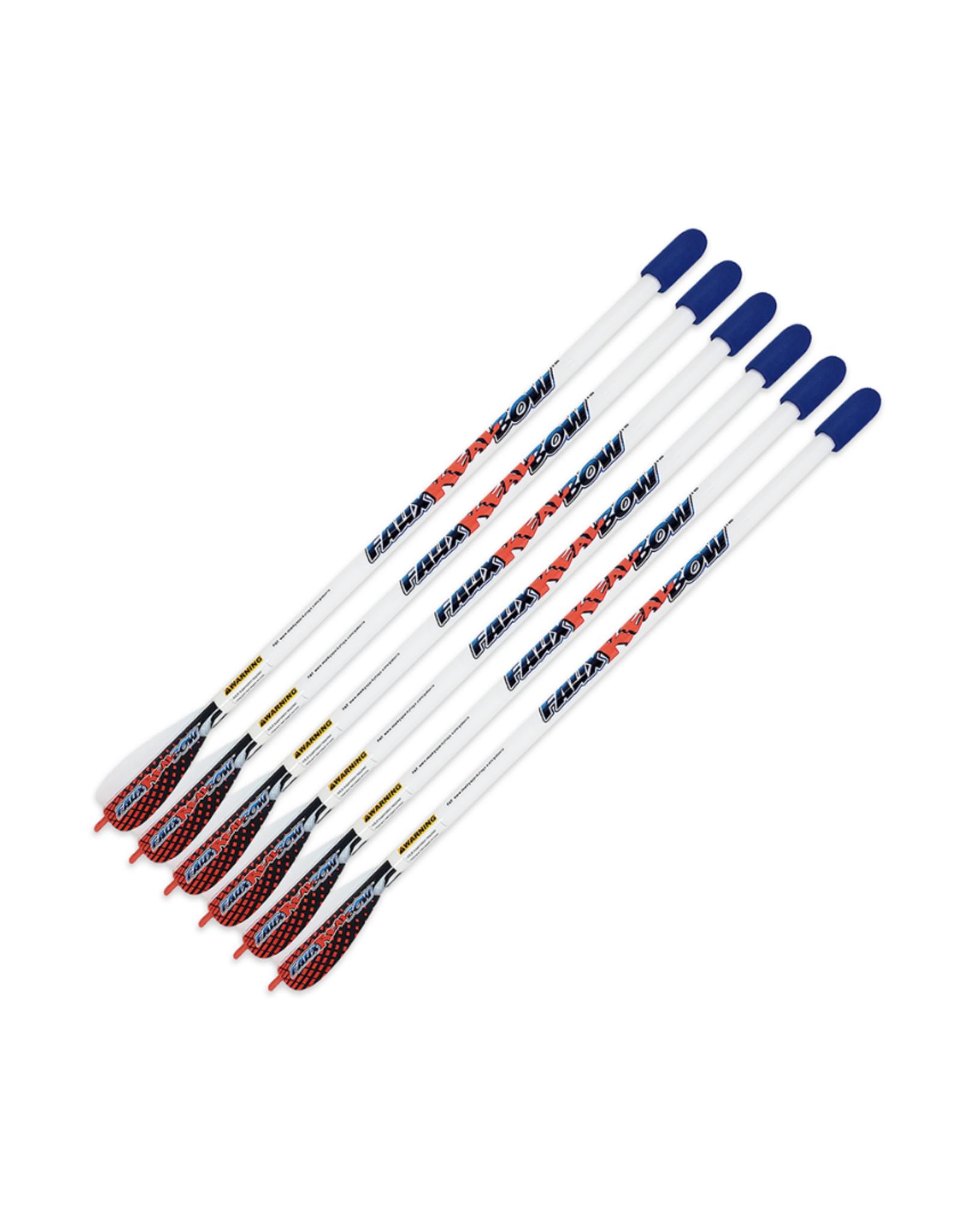 Marky Sparky Faux Bow - Arrows 6pk