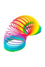Schylling Jumbo Rainbow Spring Slinky