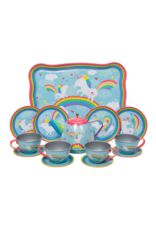 Schylling Tin Tea Set - Unicorn