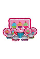 Schylling Tin Tea Set - Cupcake