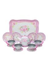 Schylling Tin Tea Set - Fancy Tea