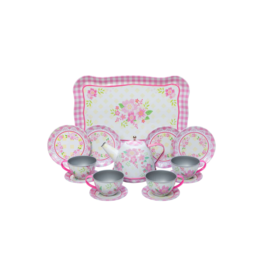 Schylling Tin Tea Set - Fancy Tea