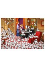 Ravensburger 101 Dalmatians 1000pc Puzzle