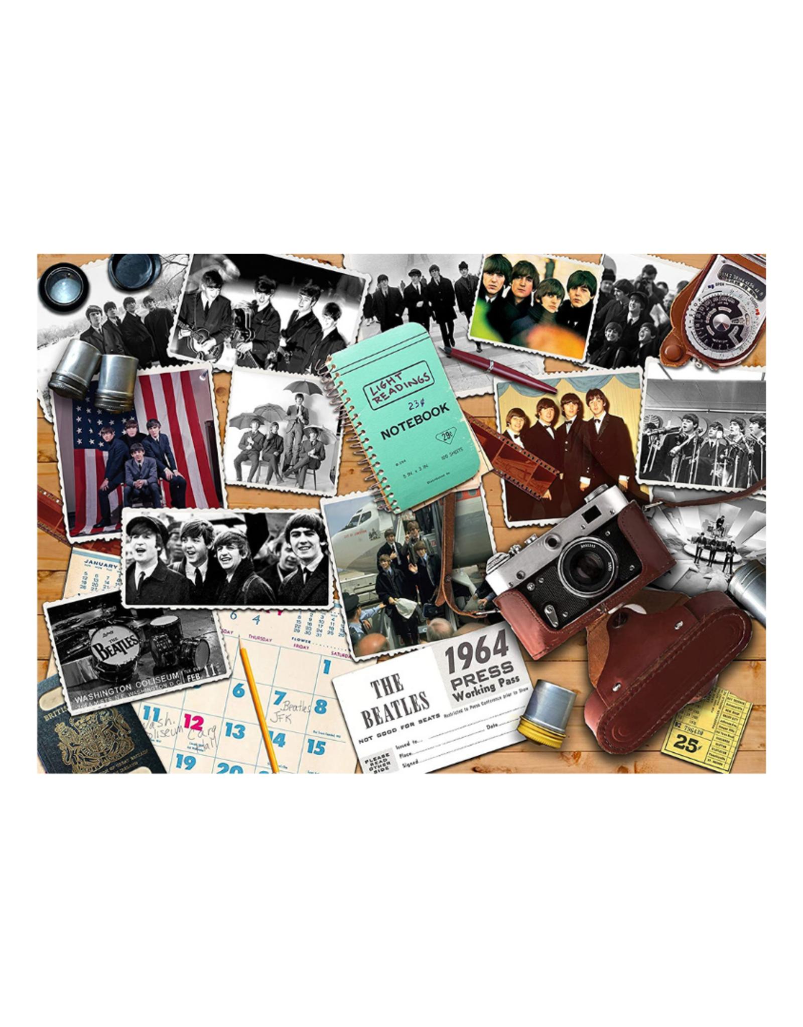 Ravensburger The Beatles 1964: A Photographer's View 1000pc Puzzle