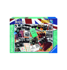 Ravensburger The Beatles 1964: A Photographer's View 1000pc