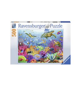 Ravensburger Tropical Waters 500pc Puzzle