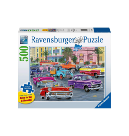 Ravensburger Cruisin 500pc Large Format Puzzle