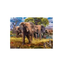 Ravensburger Elephants 500pc