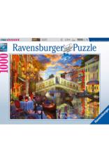 Ravensburger Sunset over Rialto 1000pc Puzzle