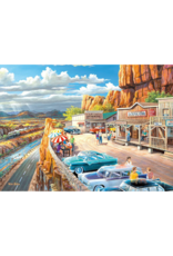 Ravensburger Scenic Overlook 500pc Puzzle Large Format