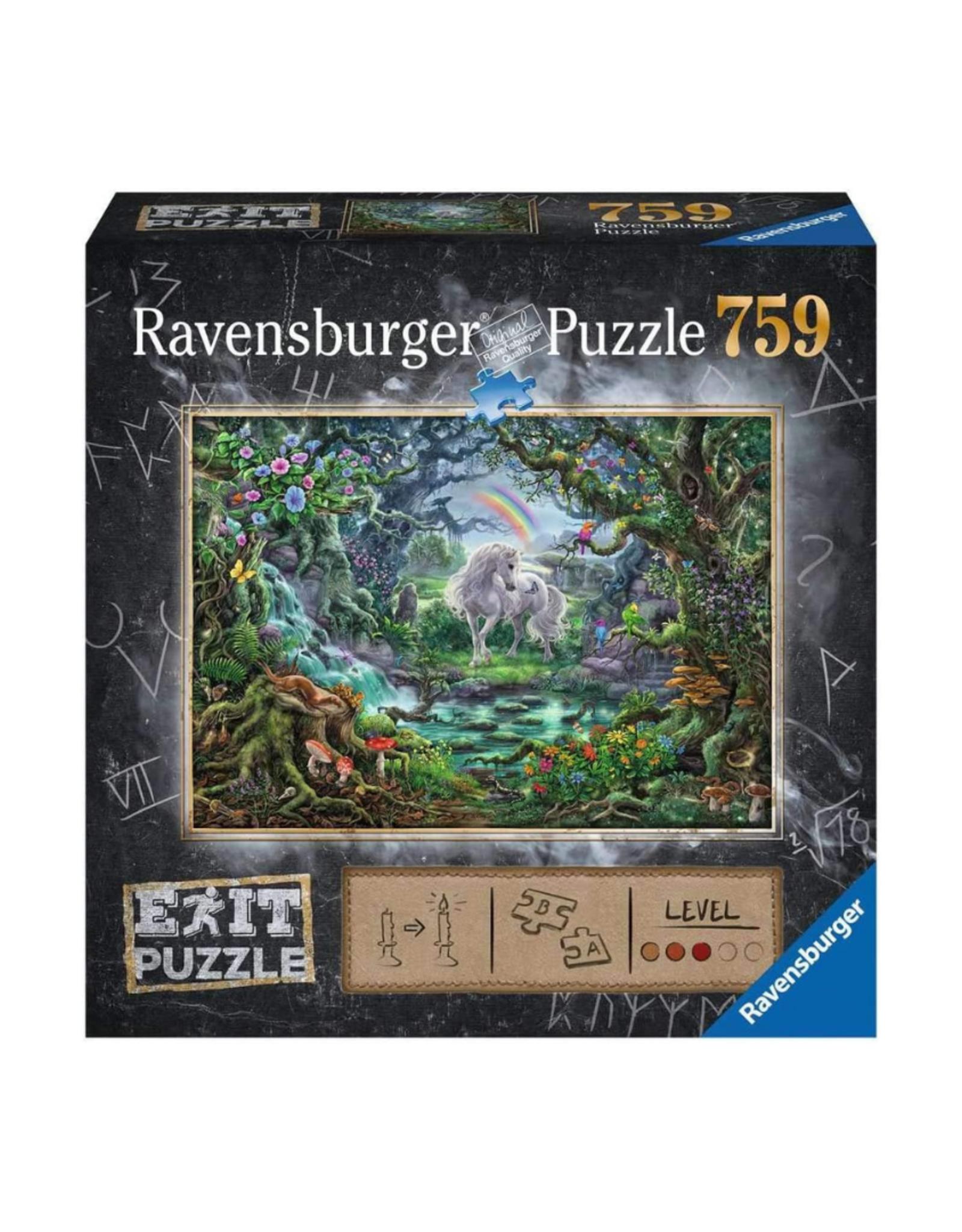 Ravensburger The Unicorn 759pc Escape Puzzle