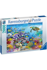 Ravensburger Coral Reef Majesty 2000pc Puzzle