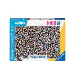 Ravensburger Mickey CHALLENGE 1000pc Puzzle