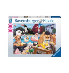 Ravensburger Dog Days of Summer 1000pc Puzzle
