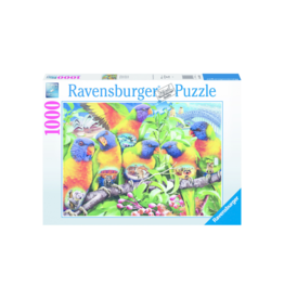 Ravensburger Land of the Lorikeet 1000pc Puzzle