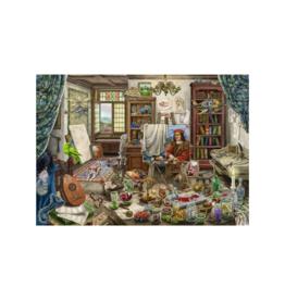 Ravensburger The Art Studio 759pc Escape Puzzle