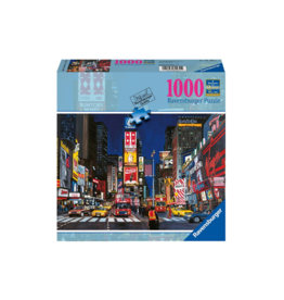 Ravensburger Times Square, NYC 1000pc Puzzle