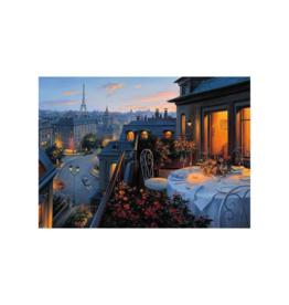 Ravensburger Paris Balcony 1000pc Puzzle
