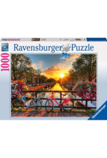 Ravensburger Bicycles in Amsterdam 1000pc Puzzle