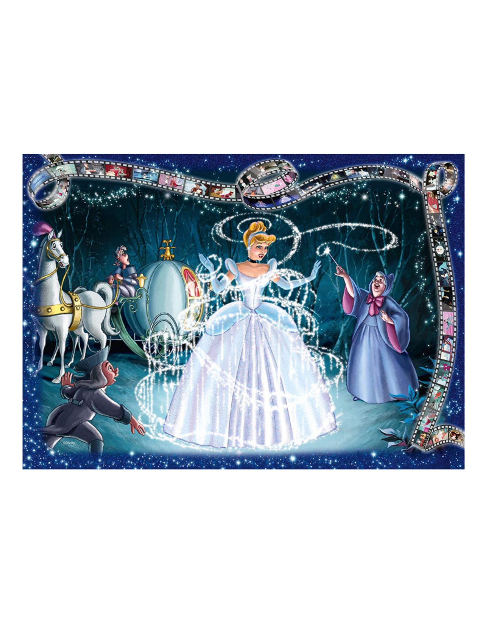 Ravensburger Disney Cinderella 1000pc Puzzle